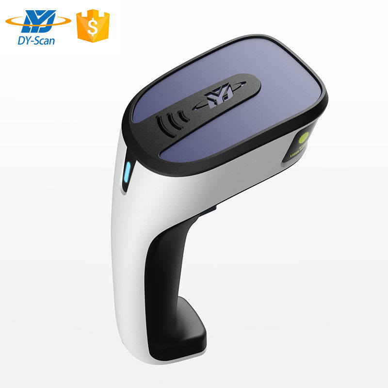 25% Print Contrast Signal 2D Barcode Scanner Wireless Android Handheld Ergonomic